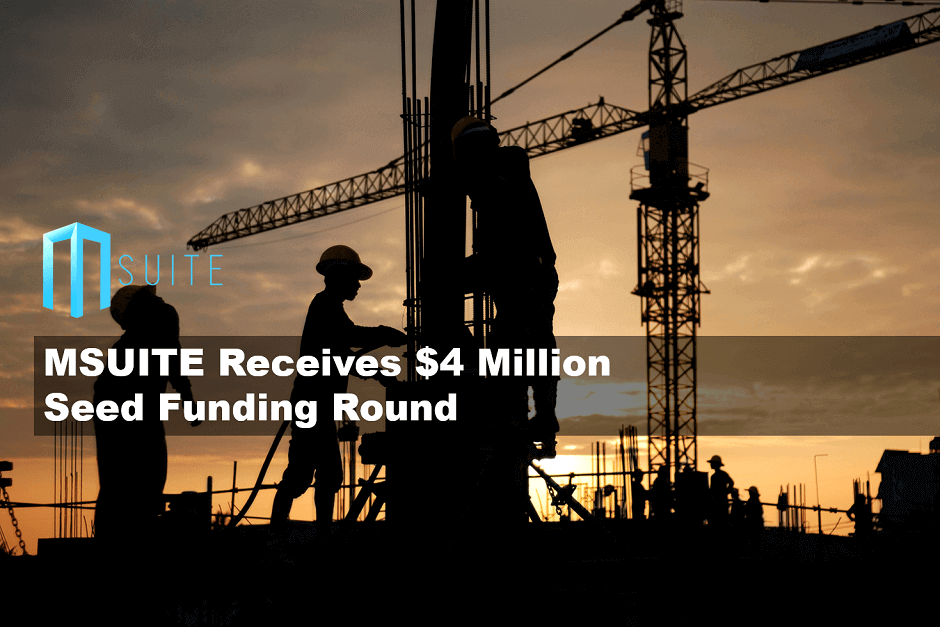 MSUITE Receives $4 Million Seed Funding Round