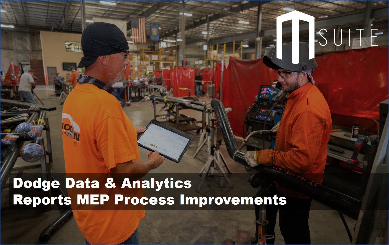Dodge Data Reports MEP Process Improvements