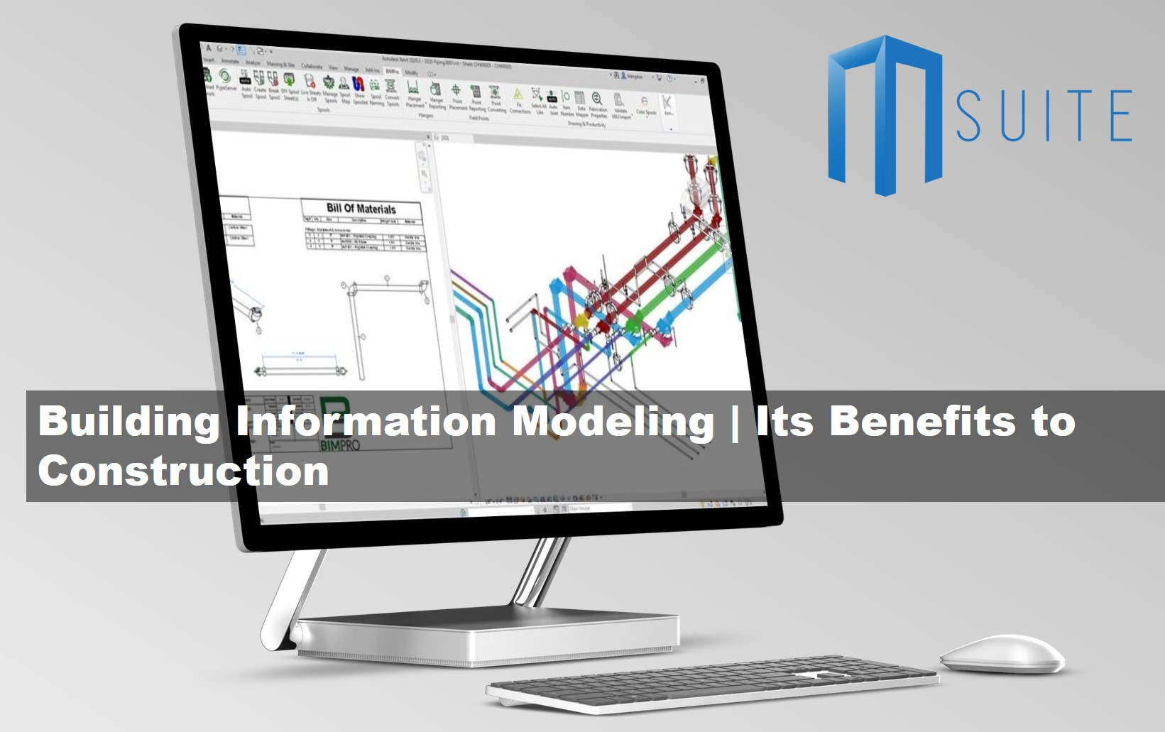 Building Information Modeling | Its Benefits to Construction