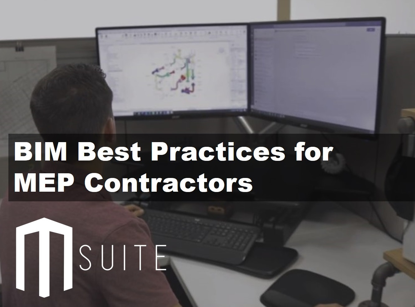 BIM Best Practices for MEP Contractors